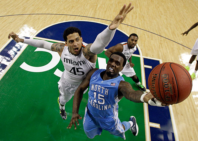 P.J. Hairston, North Carolina's leading scorer, was suspended on July 28.