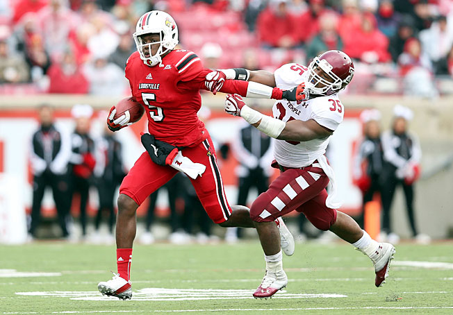 Teddy Bridgewater and Louisville will look to reach a second consecutive BCS bowl in the 2013 season.