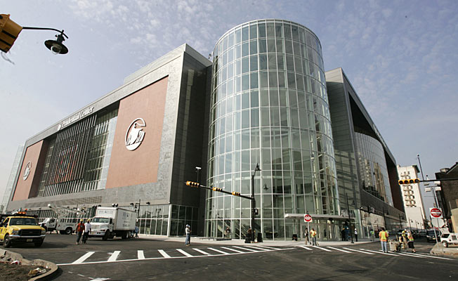 Under new management: the lease on the Prudential Center was a key part of the deal.