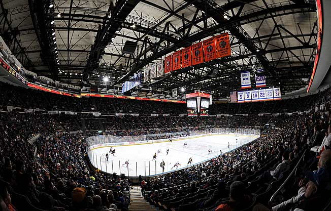 Years of failure to reach a renovation deal led to the Islanders agreeing to move to Brooklyn in 2015.