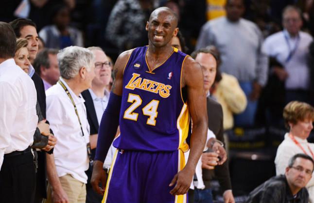 Kobe Bryant | USA Today Sports