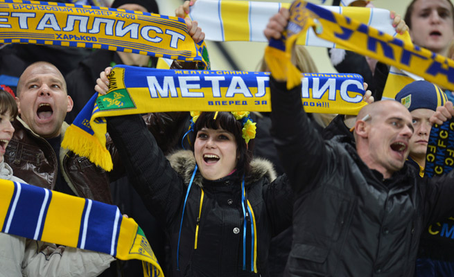 Metalist Kharkiv has been banned from the Champions League for match-fixing.