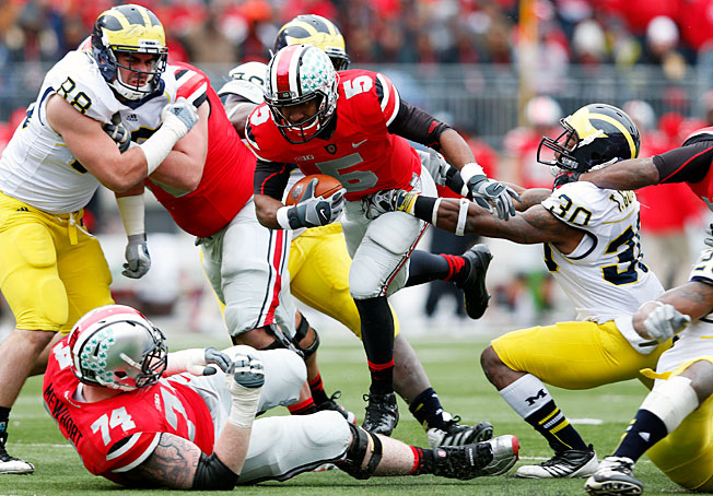 After going 12-0 last season, Braxton Miller and Ohio State will look to emerge from the Big Ten in '13.