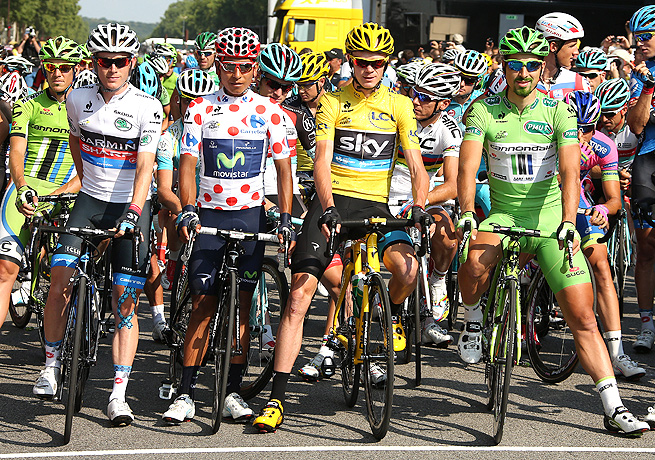 The UCI analyzed 622 samples from riders at the Tour de France, and none came back positive.