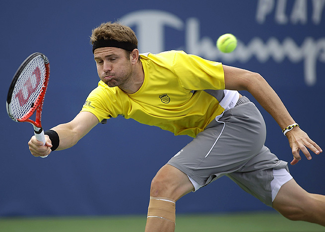 After retiring during his match in Winston-Salem, Mardy Fish announced he was withdrawing from the U.S. Open.