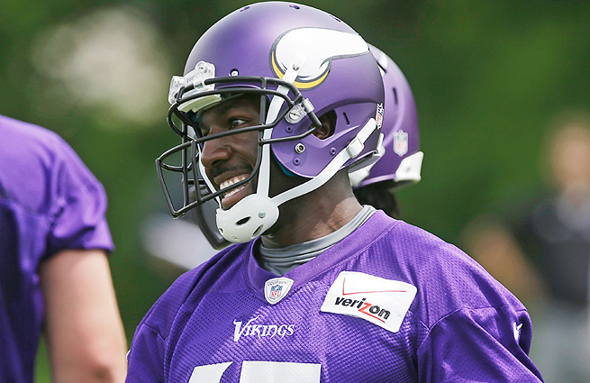 Greg Jennings (top) believes Christian Ponder has the tools to be an elite quarterback.