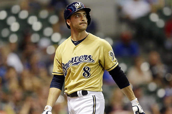 "Ryan Braun admits he used banned substances during his 2011 MVP season and that he's ""embarrassed"" by his behavior."