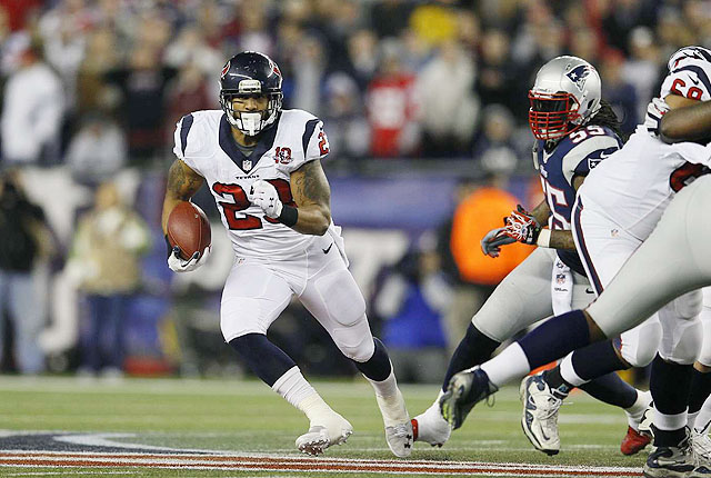 Foster has been a fantasy stud for the Texans, but there are reasons to be worried about his value.