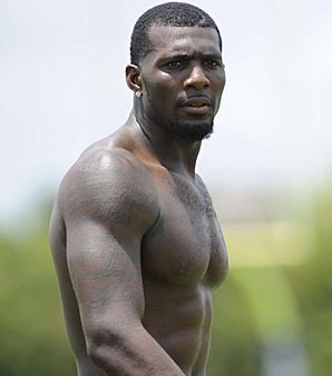 The Cowboys moved up in the 2010 draft to take Dez Bryant with the 24th pick.
