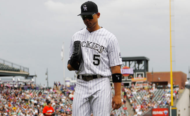 Carlos Gonzalez hopes to begin a rehab assignment soon after being on the DL since August.