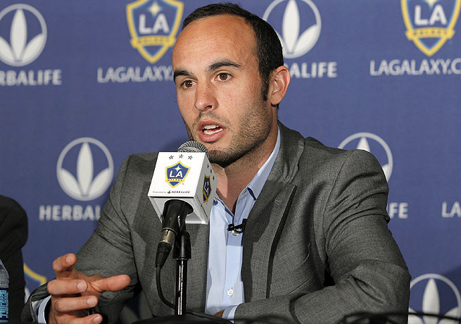 Landon Donovan has responded to criticism of his sabbatical with strong play for club and country.