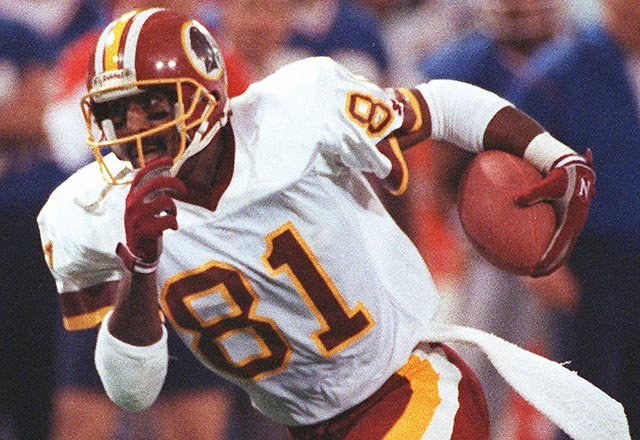 Before Monk became an iconic Redskins receiver, he was a standout at Syracuse University.