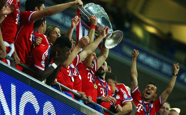Bayern Munich will face CSKA Moscow, Manchester City, and Viktoria Plzen in the group stages.