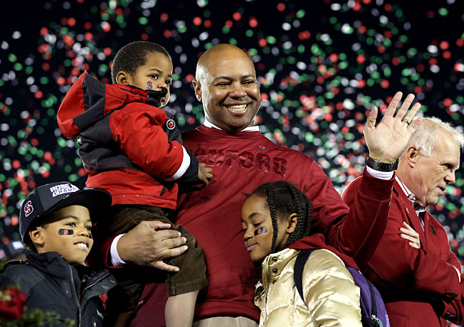 After leading Stanford to a Rose Bowl win, David Shaw has his sights set on the BCS again this season.