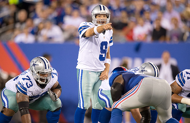 Tony Romo has gone just 1-3 in the playoffs. Look for him to lead the Cowboys to an NFC East title and at least one more postseason win this season.