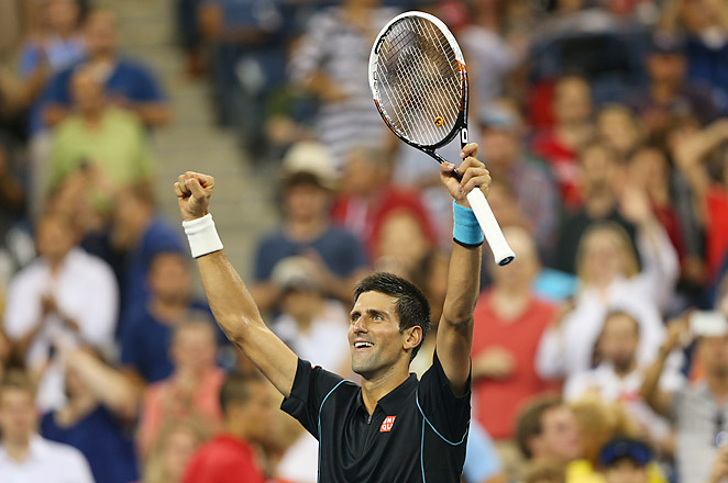 Novak Djokovic has reached at least the semifinals at Flushing Meadows each of the past six years.