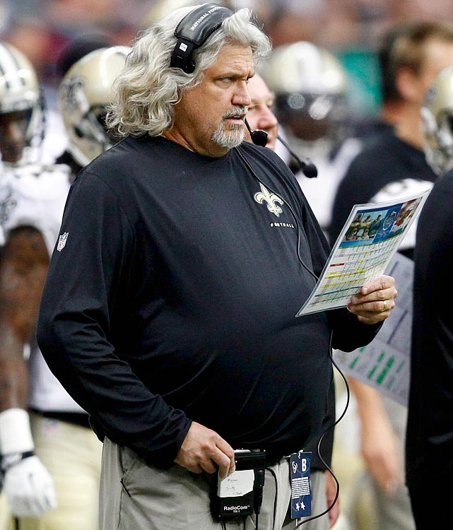 "The Saints hired Rob Ryan to fix a defense that last season allowed the most yards in NFL history. It will take him more than a year to rebuild this broken ""D."""