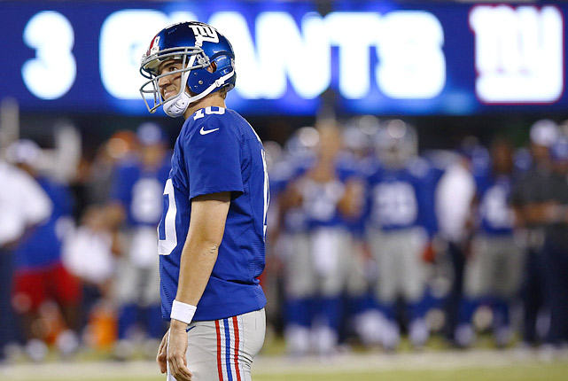History is not on the Giants' side. No NFL team has ever made it to a Super Bowl that was played in its home stadium.