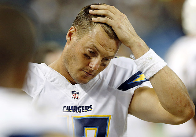 Philip Rivers seems to raise the hopes of Chargers fans at the start of every season. Then, by the end, he breaks their hearts again. With the Chargers' receiving corps in a shambles, the expectations have been lowered considerably this season.