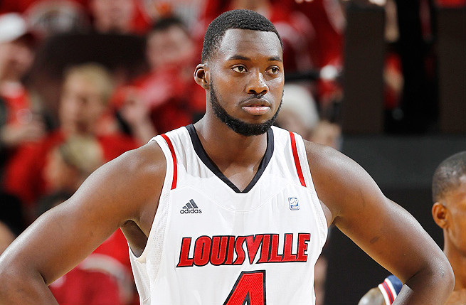 Rakeem Buckles played three seasons at Louisville under Rick Pitino before suffering two torn ACLs.