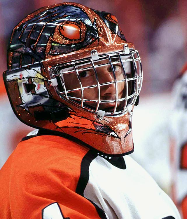 Vanbiesbrouck signed on with the Flyers in 1998 and spent two seasons in Philadelphia.