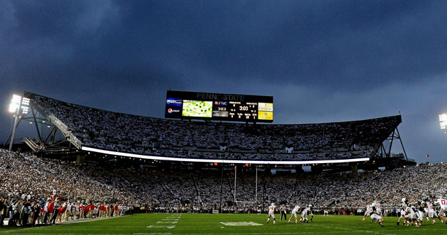 Officials can pursue a bid to steer PSU's $60M fine over the Jerry Sandusky scandal to advocacy efforts.