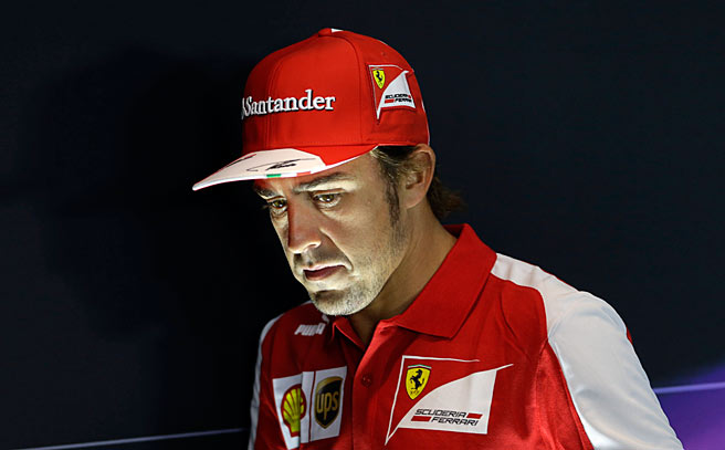 Winless since May, Fernando Alonso must get his race face on for the Italian Grand Prix.