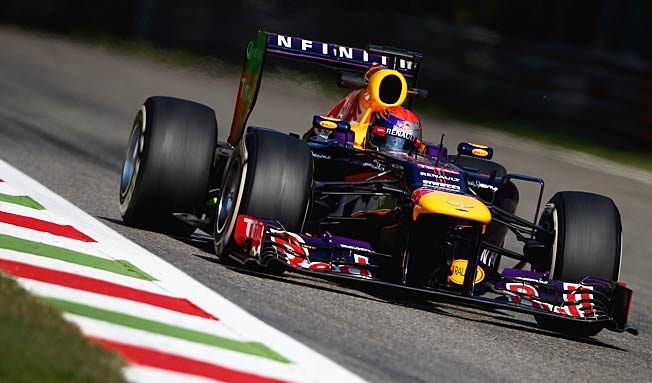 Three-time defending F1 champion Sebastian Vettel has 46-point lead in the standings.