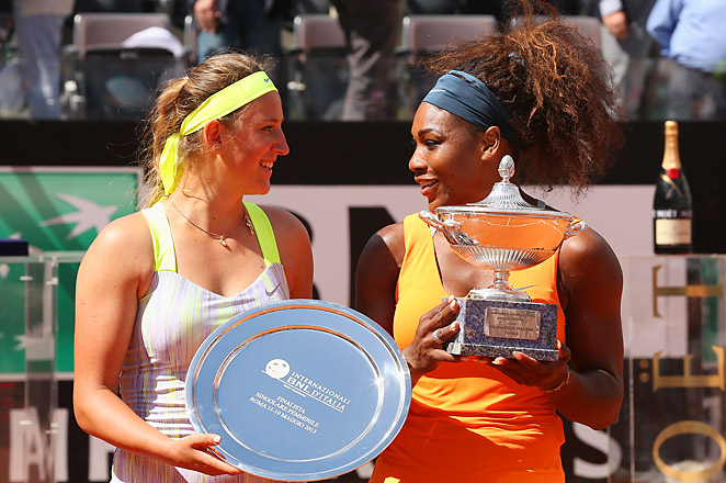 This will be the 16th career meeting between Williams and Azarenka, who have split the last four.