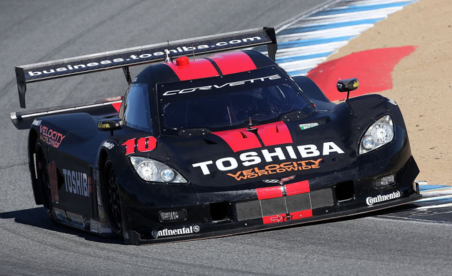 Jordan Taylor and Max Angelelli took their second straight win in their Corvette DP on Sunday.