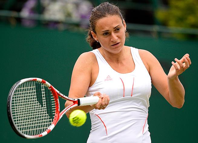 Serbia's Vesna Dolonc beat Kazakhstan's Yaroslava Shvedova 7-6 (6), 7-5 in Tashkent.