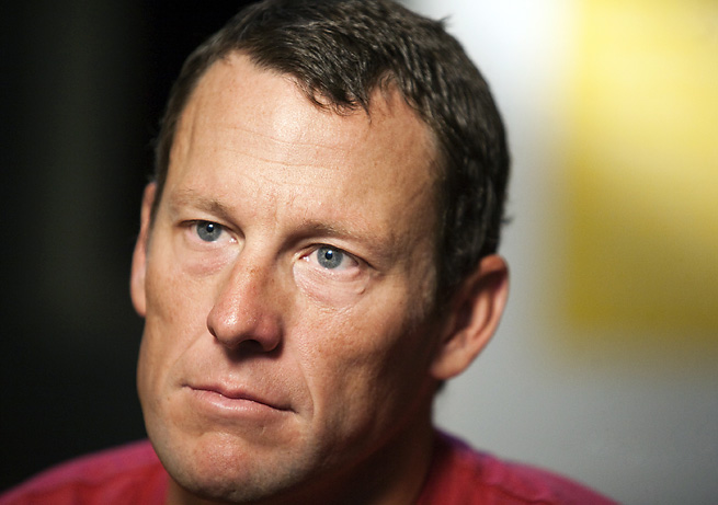 "The government claims Armstrong violated his contract and was ""unjustly enriched"" while cheating."