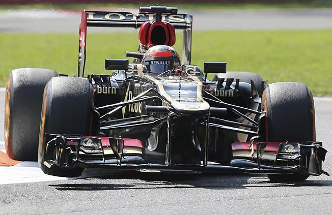 Currently driving for Lotus, Kimi Raikkonen is one of Formula One's most consistent performers.