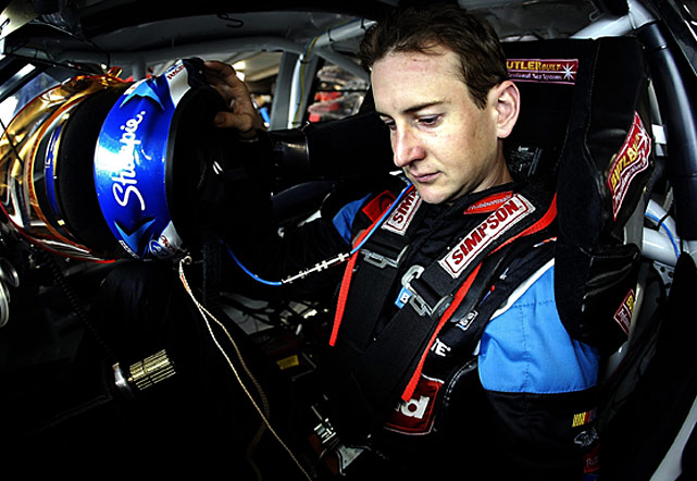NASCAR lightened Busch's wallet by $10,000 after he admitted to deliberately spinning Robby Gordon out in order to draw a caution period during the 2002 Winston All-Star race at Lowe's Motor Speedway.