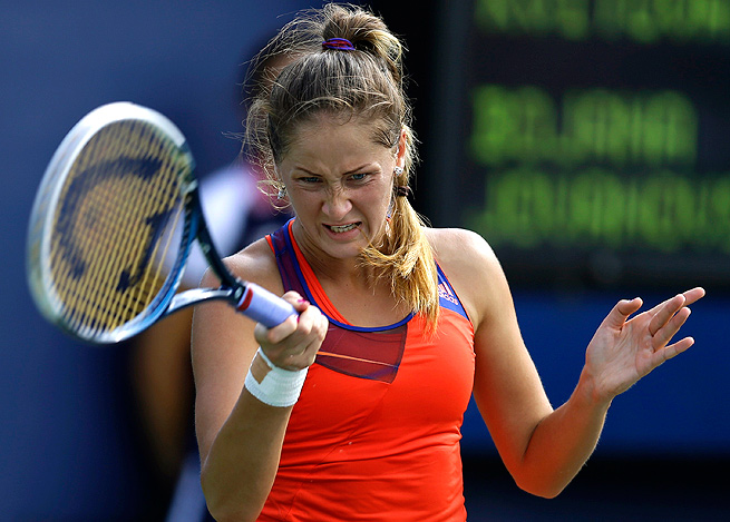 Top-seeded Bojana Jovanovski will face Maria-Teresa Torro-Flor in the semifinals of the Tashkent Open.