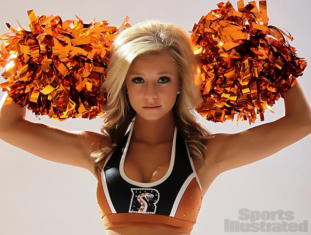 Meet Alexandra, a cheerleader for the Arizona Rattlers Sidewinders who loves Aerosmith, The Goonies, and Channing Tatum. To learn more, read her Extra Mustard profile.