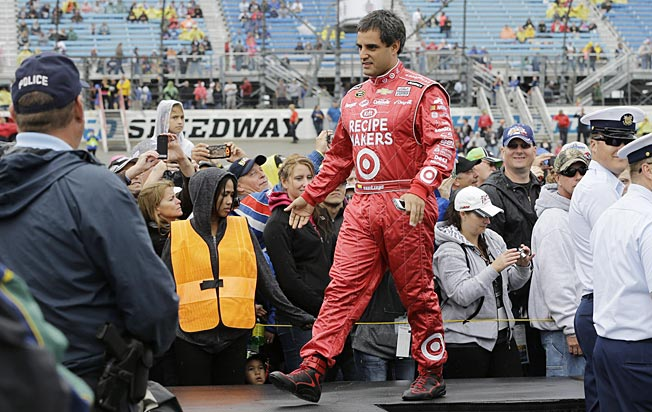 Even though he's returning to IndyCar, Juan Pablo Montoya could still drive in some NASCAR races.