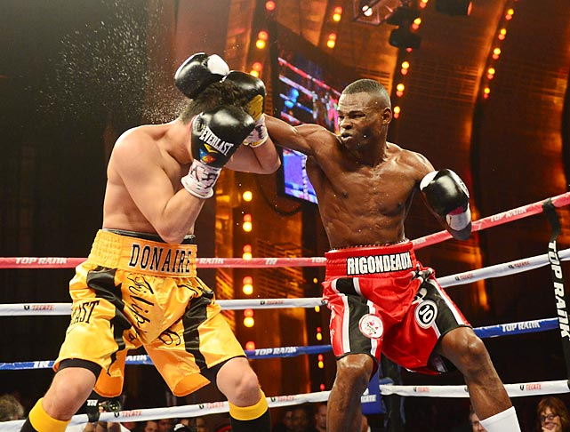 Is Rigondeaux, at times, hard to watch? Yes. Is he effective? Yes there, too. In April, Rigondeaux was brilliant in outpointing Donaire, moving in and out, potshotting Donaire with blurring speed. Still, Rigondeaux's defensive style has made it difficult for Top Rank to get HBO interested in him. He simply isn't television friendly. <italics>All records through Sept. 15</italics>