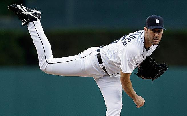 Justin Verlander is known for his fastball but his changeup can be just as important to him.