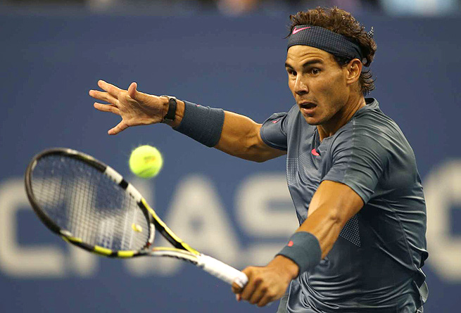 After winning the French Open and the U.S. Open, Rafael Nadal has a shot at claiming 18 Grand Slams.