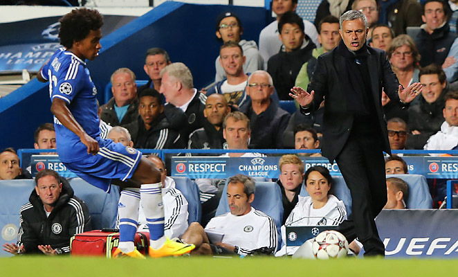 Jose Mourinho's return to Chelsea hasn't been entirely happy, especially after losing at home to Basel.