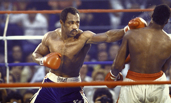 Ken Norton's fight against Larry Holmes is considered one of the classic heavyweight bouts of all time.