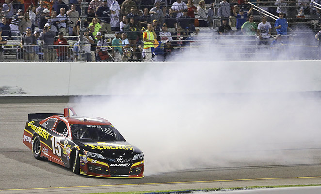 Clint Bowyer's intentional spin out at Richmond was the start of a regrettable week for NASCAR.