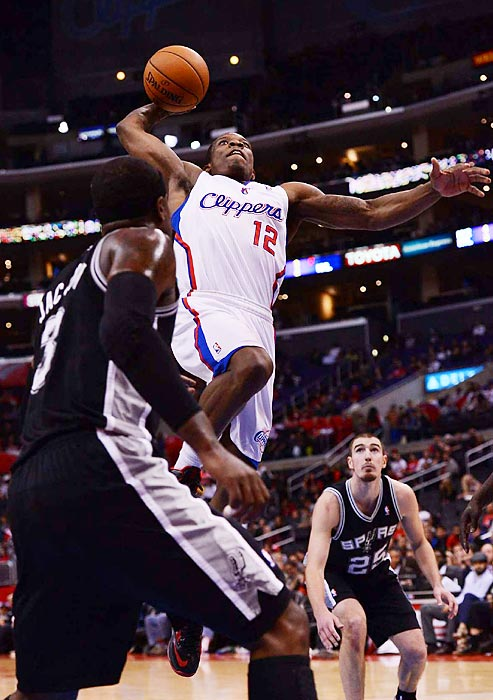 Bledsoe was traded from the Clippers to the Suns in the offseason.