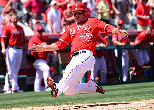 Mike Trout's all-around game may finally carry him past Miguel Cabrera for the MVP award.