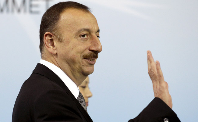 Azerbaijan President Ilham Aliyev hopes that Baku will be one of the 13 host cities for Euro 2020.