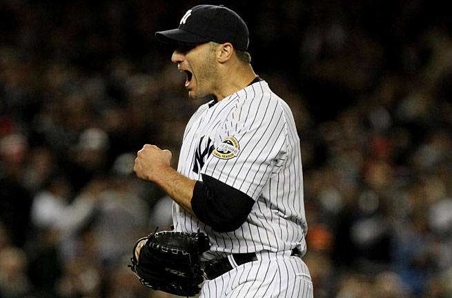 In 2009, three days after needing an IV, Andy Pettitte pitched the Yankees to their fifth World Series title of his tenure.