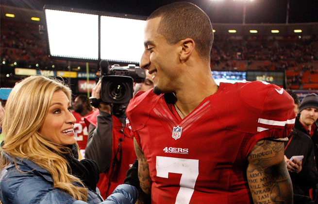 Sideline reporters like Erin Andrews have become a big part of NFL telecasts, but are they being used correctly?