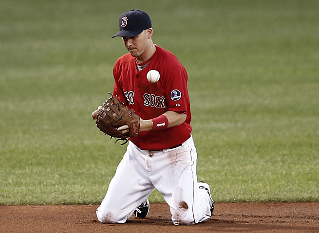 Stephen Drew is a weak spot in the Red Sox' defense that could be problematic in October.
