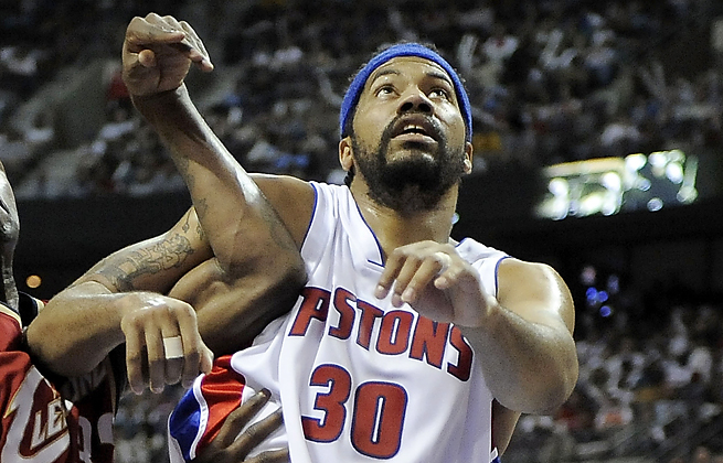 After playing with the Pistons for five seasons, Rasheed Wallace will return to the team as a coach.